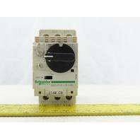 Schneider Electric GV2-P16/9-14A 3 Pole Contactor Motor Starter 600V