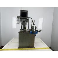 Parker H13.2KM33TPB10/13 H-PAK 2Hp 10 Gallon Hydraulic Power Unit 1400PSI 3.2GPM
