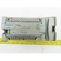 Allen Bradley 1762-L40BWA Micrologix 1200 24VDC Input PLC Controller W/ Input