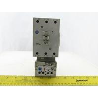 Allen Bradley 100-C72D 193-EA2KE 600V 100A Contactor 26-85A Overload Relay
