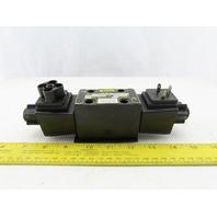 Parker D1VW4CNYWF 75 Control Valve 5000PSI 120/60 110/50 V/Hz .42-.50A