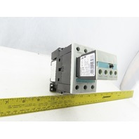 Siemens 3RT1034-1AK60 600V 45A Magnetic Contactor With Auxiliary