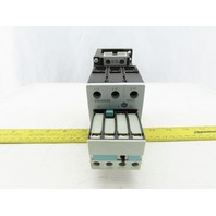 Siemens 3RT1034-1AK60 600V 45A Magnetic Contactor 120V Coil Auxiliary