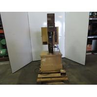 "Haeger HP6-B 17"" Throat 6 Ton 230V Hydraulic Insertion Hardware Press"