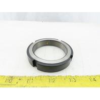KSM AN 12 S45C Bearing Lock Nut ID 60mm OD 80mm Width 11mm
