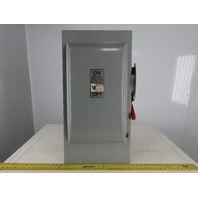 Siemens HF324N Type VB11 200A 240V 3PH Fusible Safety Switch Disconnect