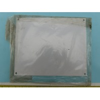 """Hubbell P1210 10"""" x 12"""" Electrical Enclosure Back Plate"""