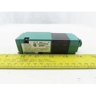 Numatics 081SA400K000020 24V 50/60Hz Pneumatic Solenoid  Valve .75A 150 PSIG-AIR