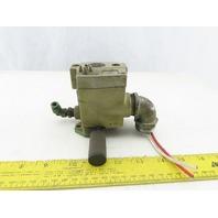 Ross W1614B2020 110/120V 50/60Hz 0.3-10Bar 2/2 Pneumatic Valve