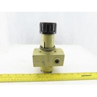 "Norgren R17-A00-RNLA 1-1/4"" 300PSI Air Pressure Regulator"