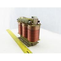 Hans Von Mangoldt E58879 Line Reactor/Transformer 380/400V 0.57/0.48 350VA