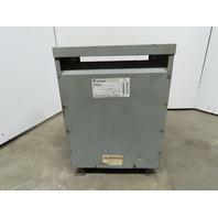 GE 9T23Q1052 480V Primary 380/209V Secondary 30kVa 3 Phase Transformer