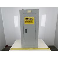 Siemens S1C420J200CTS 250A 120/208V 3PH 4 Wire 42 Circuit Breaker Panel Board