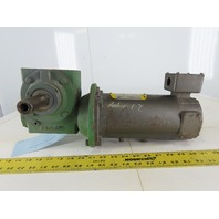 Baldor CDP3320 5:1 Ratio 350RPM 90VDC Gear Motor