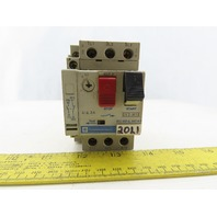 Telemecanique GV2-M10 Circuit Breaker 3 Pole 690V 50/60Hz 3A