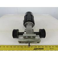 Bodine 34Y6BFPP 0.090kW 220-480V Dual Output 240x240 9M/Min Gear Motor Parts