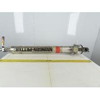 "Ronningen Petter SS A 2236-STD 2.4 Gal 4"" Stainless Steel Backwash Bag Filter"