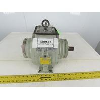 Corken CDBN0521HGA3JE 950RPM 10Hp 125PSI Flange Mount Discharge Vane Pump