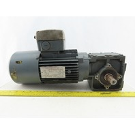 SEW-EURODRIVE WA30 DT80K4/BMG/TH/ISU 0.55KW Gear Motor 230/460V 3Ph 62RPM