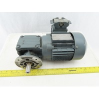 SEW-EURODRIVE WF20 DT71D4/ASB1 0.37Kw Gear Motor 266/460V 3Ph 62RPM 20mm Shaft