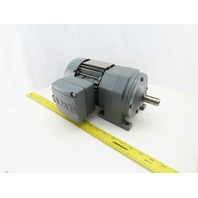 SEW-EURODRIVE R3DT71D4/TF/IS 0.37Kw Gear Motor 266/460V 3Ph 96RPM 20mm Shaft