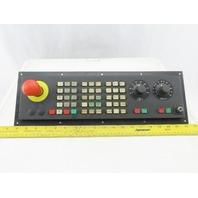 Siemens 6FC5203-0AD10-0AA0 Sinumerik 840D Version L Control Panel Keypad