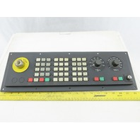 Siemens 6FC5203-0AD10-0AA0 Sinumerik 840D Ver K Keypad Panel Read Description