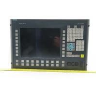 Siemens 6FC5203-0AF02-0AA0 Sinumerik Operator Panelfront Series P1 Version L