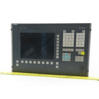 Siemens 6FC5203-0AF00-0AA1 Sinumerik Panel Series P12 Version F