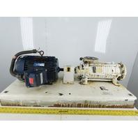Corken SC24AC2BA21 5Hp 1755RPM 208-230/460V Multistage LPG Pump Haz Loc