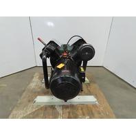 Mahle MIK 2000H 15Kw Piston Air Compressor 460/830V 3Ph 15 Bar