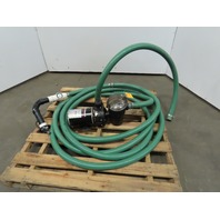 "Hayward SP1580 1Hp Pool Pump 60GPM 115V 1Ph W/Strainer Basket & 1-1/2""x 40' Hose"