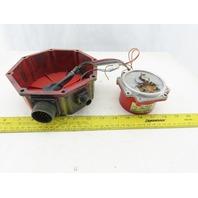 Fanuc A860-0360-T101 Pulse Coder aA64 Servo Motor Encoder