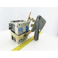 Cutler Hammer FD3015 Industrial Circuit Breaker 15A 3 Pole 600VAC 250VDC