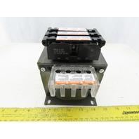 Square D 9070TF500D1 Transformer 0.5/0.3KVA 240/480 Pri 110V Sec W/Fuse Holder