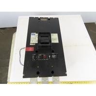 Westinghouse PCFG3200F 2000 Amp 600V 3 Pole W/Ground Fault & 1600 Amp Trip