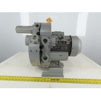 Siemens Nash_Elmo D-97615 BAD NEUSTADT Regenerative Blower 220-275/380/480V 60Hz