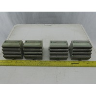 Allen Bradley 1794-OB16/A I/O Module Series A REVA01 W/1794-TB3/A Base Lot of 4