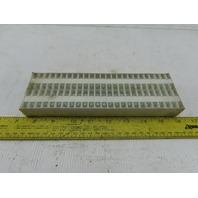 Allen Bradley 1492-F1 25A 600V Wire Terminal Blocks Lot Of 50