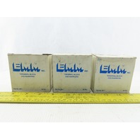 EMM EB-1 Terminal Block End Barrier Lot Of 150