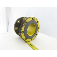 "4"" ID x 6"" Long Pipe Coupler Flanged Fitting"