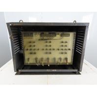 Olsun 42.1 KVA Transformer 210/480HV 220Y-200Y LV From a Mazak QT-20N CNC Lathe