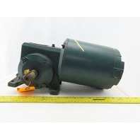 Reliance 56WG16A 1/2Hp Gear Motor 36:1 Ratio