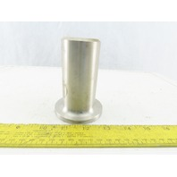 "Flowline 84994 1-1/2"" SCH 80S 316 Stainless Steel .200"" Wall But Weld Fitting"