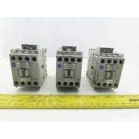 Allen Bradley 700-CF220* Ser A Contactor/ Control Relay  48V Coil Lot of 3