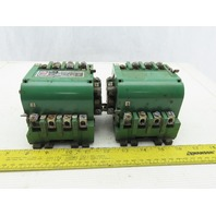 Furnas 43EF106946 Size 1 Magnetic Reversing Contactor 3 Phase