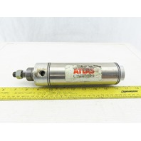 "Atlas 2"" Bore 4"" Stroke  Double Acting Air Cylinder"