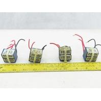 R-K Electronics RDS1A-6 Transient Volt Filter 200VDC Max Lot of 8