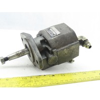 John S. Barnes 1597 Concentric Hydraulic Gear Pump Motor