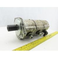 Haldex 2197 3 Way Hydraulic Gear Pump